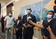 Male' City ge Mayor Dr. Muizz