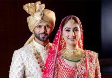 Rahul-Vaidya-Disha-Parmar-Wedding