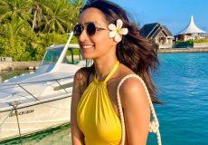 Shradhaa-in-maldives