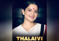 Thalaivi-Kangana