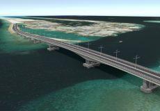 Thila-male'-bridge