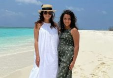 dia-mirza-and-stepdaughter