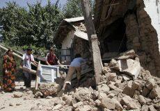 india earth quake