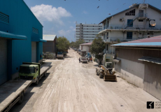 thilafushi-roads